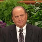 Why No One Stood By President Monson's Side