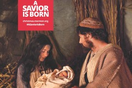 a savior is born christmas