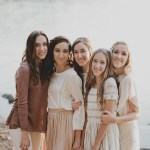 "5 LDS Sisters Sing Perfect Rendition of ""The First Noel"""