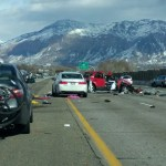 Miracle on I-15 – Man Parks on Freeway and Gives Blessing to Woman Mangled in Car Wreck