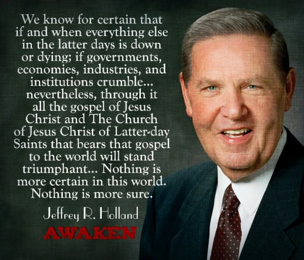 elder holland quotes