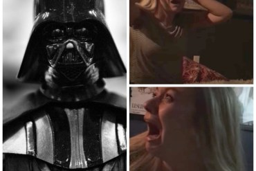 star wars reaction video