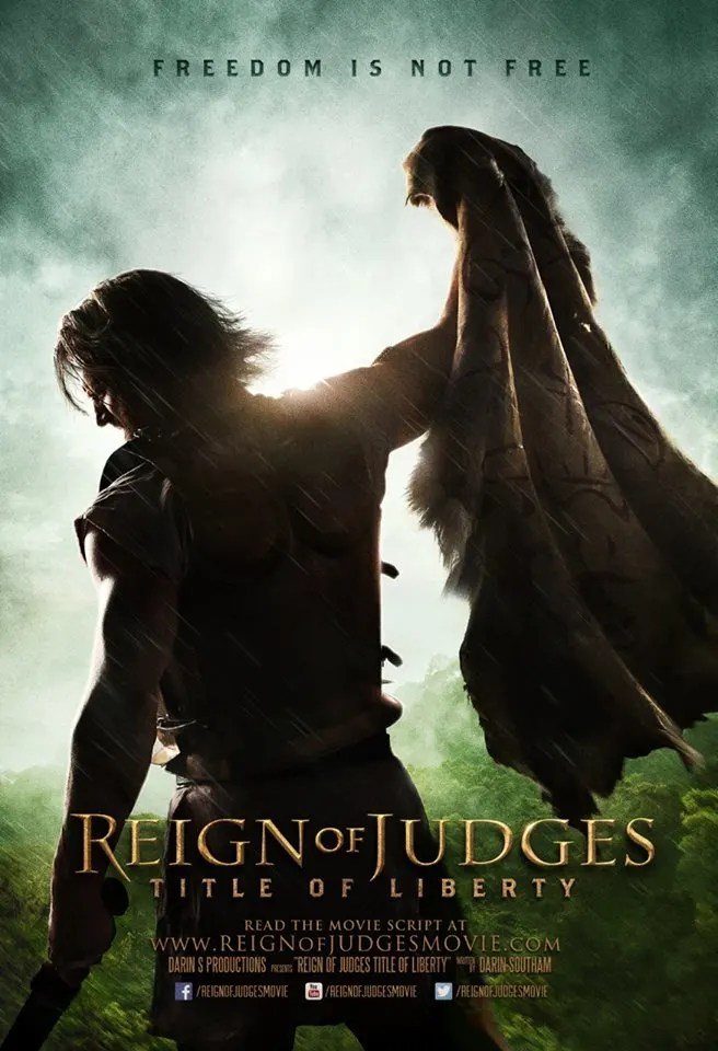 Reign of Judges: Title of Liberty reign judges book mormon kickstarter