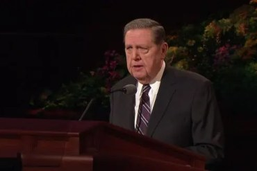 lds conf elder holland