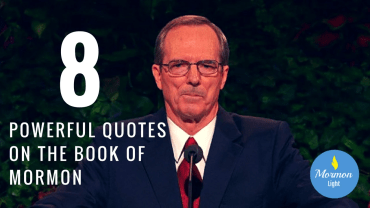 8 powerful quotes about the book of mormon