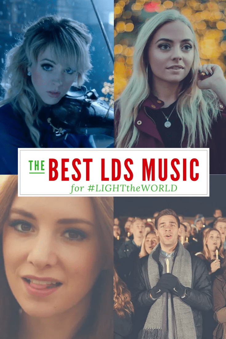 Power-Packed List of Must See Christmas Music Videos from LDS Artists