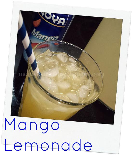 mango lemonade