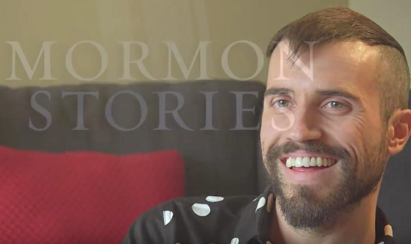 Gay mormons share facial