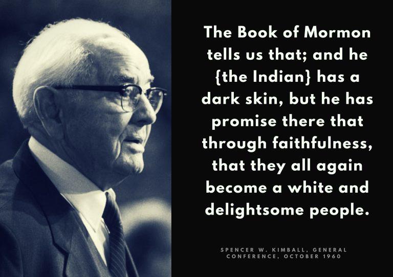 Race / Skin Color - Mormon Stories