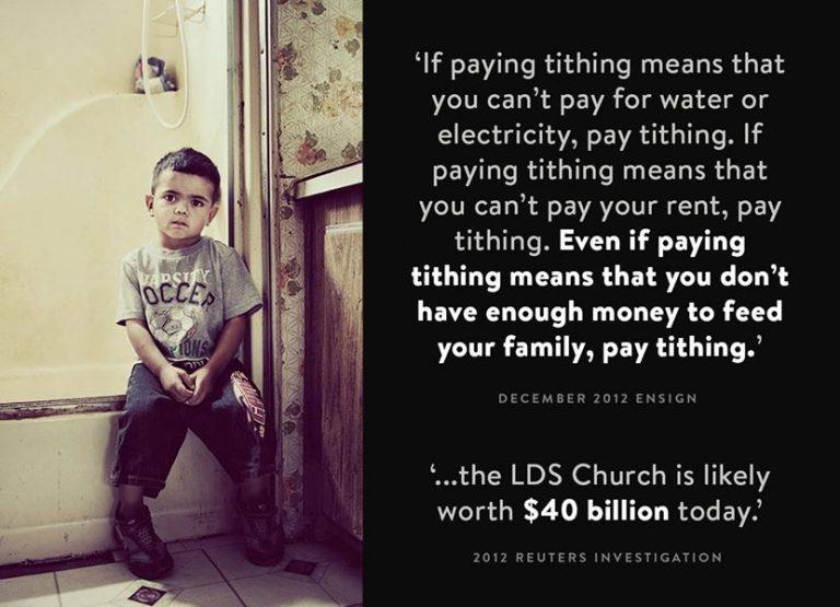 Tithing - Mormon Stories