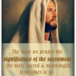 Cheryl Esplin: Significance of the Sacrament