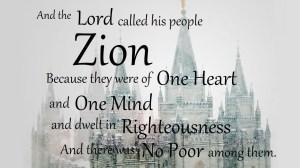 zion plaque