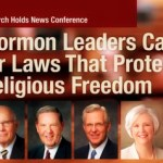 Religious Freedom and Discrimination Press Conference