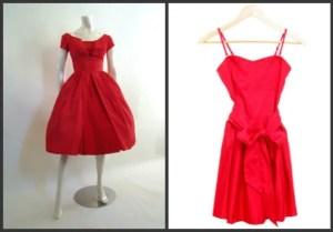 modest dress combined