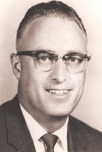 Dick Janes abt 1960
