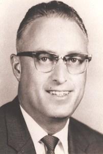 Dick Janes abt 1960