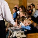 Surviving Sacrament Meeting: A Young Mother's Guide