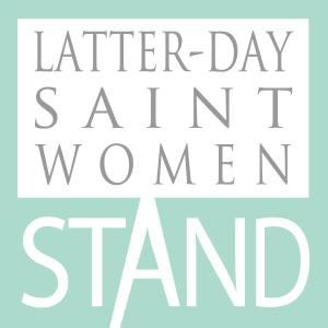 Latter-day Saint Women Stand