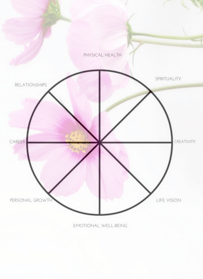 How to Use a Life Balance Wheel to Set Meaningful Goals