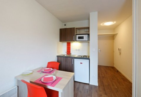 Furnished studio in Nantes Beautiful studio close to tramway