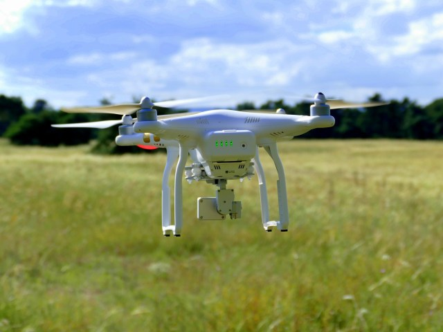 From drones to the cloud, even agricultural work is increasingly 4.0