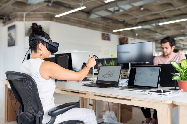 The office of tomorrow? Local, flexible and virtual. In the words of Carlo Ratti