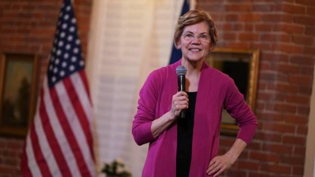 Elizabeth Warren, how the  sheriff of Wall Street  wants to reform capitalism in America