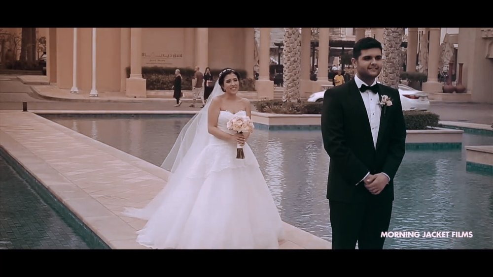 Dubai Downtown Palace Wedding