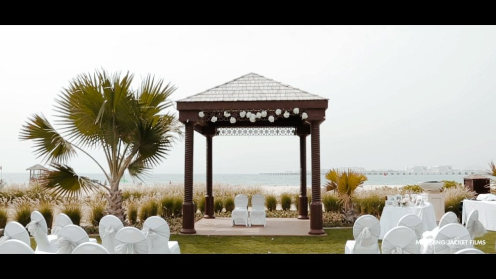 Ritz Carlton Hotel Dubai Wedding