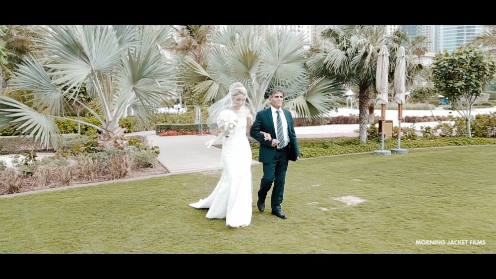 Ritz Carlton Hotel Dubai Wedding