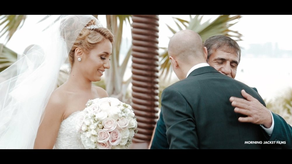 Persian and Australian Wedding Dubai