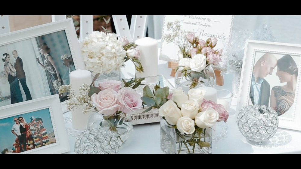 Ritz Carlton Hotel Dubai - Persian Wedding