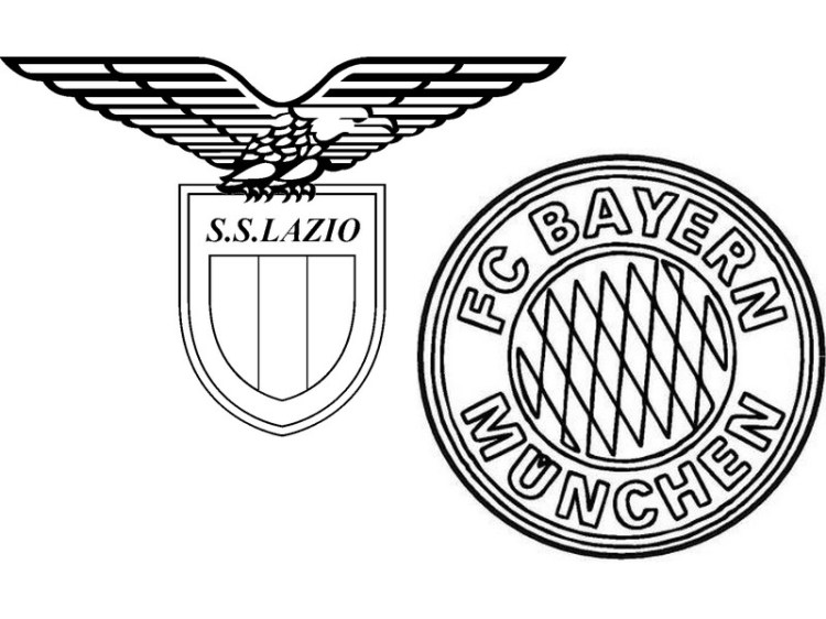 Coloring page UEFA Champions League 2021 : Round of 16 ...