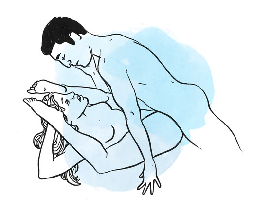 sex position the Viennese Oyster