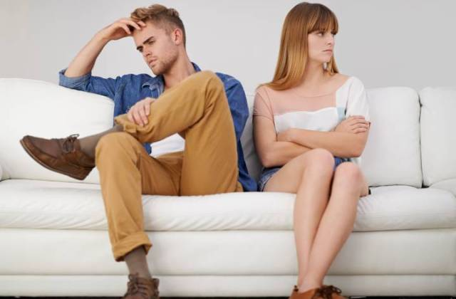 failing relationship