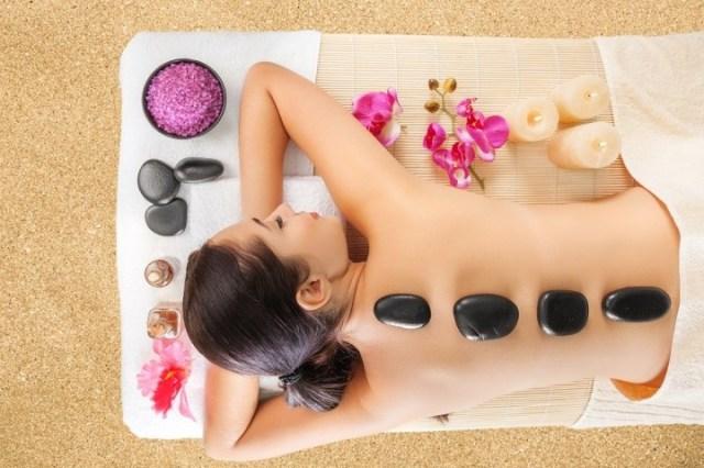 sensual massage technique