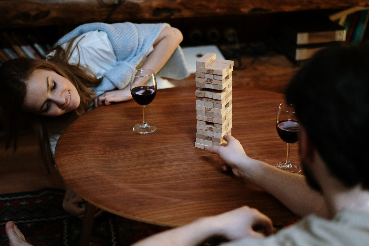 wine matches your relationship