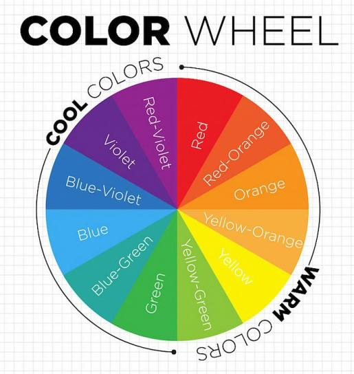 The Colors of Emotion: Through Color Wheel