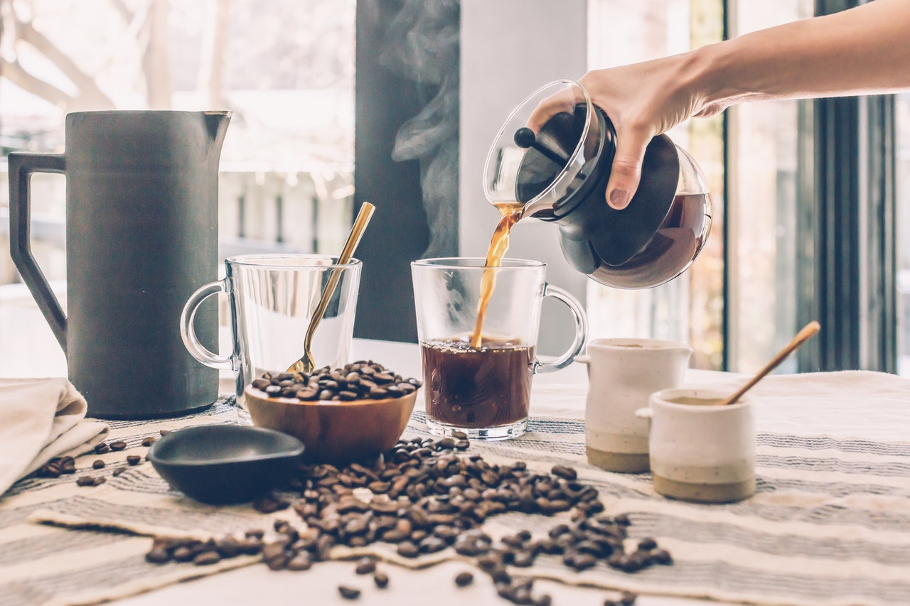 5 Reasons Why You Should Drink Coffee Everyday
