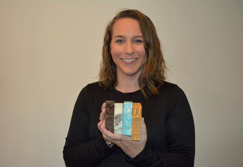 Tiffany Riffer Soap