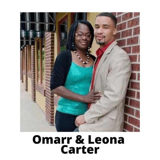 Omarr & Leona Carter