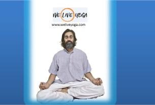 We live yoga