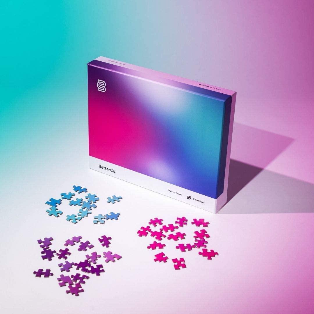 Gradient Jigsaw Puzzle 1000 Pieces