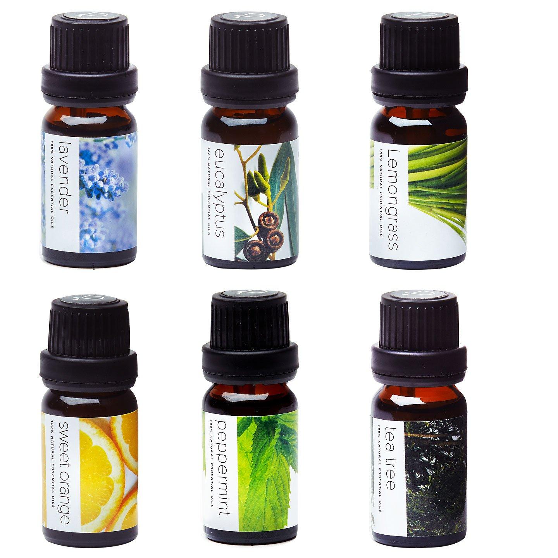 Pure Therapeutic Grade Oils