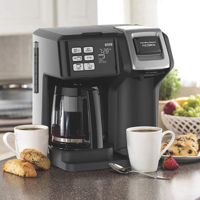Serve Coffee Maker