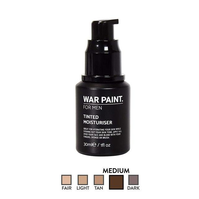 War Paint Men's Tinted Moisturiser