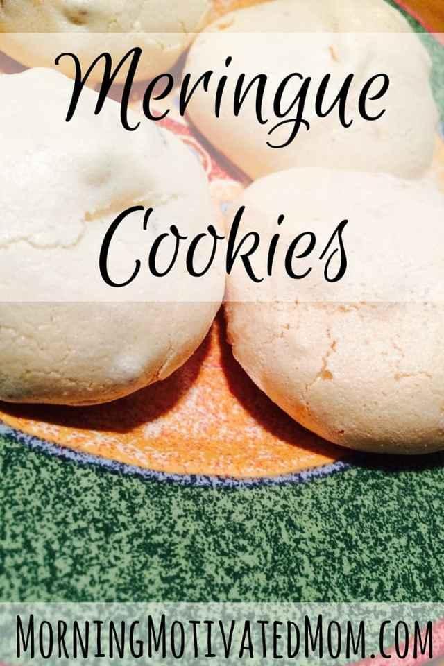Meringue Cookies