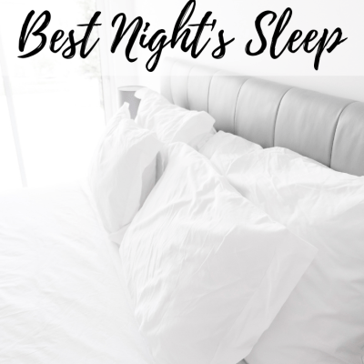 How to Organize Your Bedroom for the Best Night's Sleep