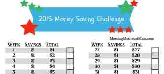 Money Saving Challenge_Children