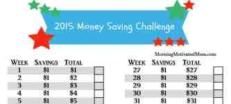 Money Saving Challenge_Children
